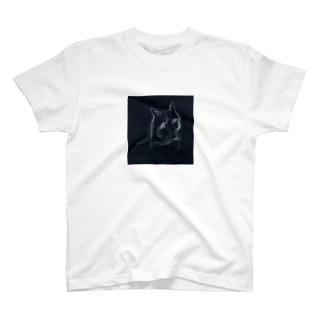 真奈美の狼 T-shirts