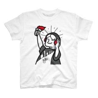 音楽とNY T-shirts
