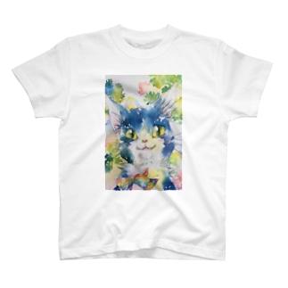 りぼーん T-shirts