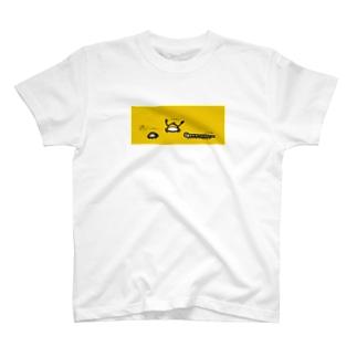 とりのささみ。のたそく。 T-shirts