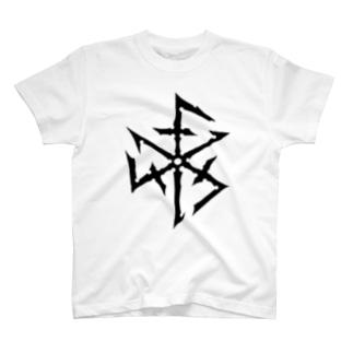 デザイン0号『MYST』 T-shirts