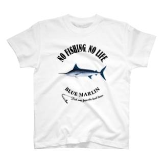 KUROKAJIKI_EB_2CW T-shirts