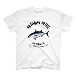 KATSUO_EB_1CW T-shirts