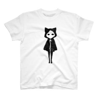 キズねこ T-shirts