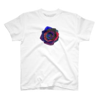 ばら T-shirts