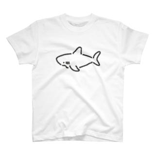 わりとシンプルなサメ2021 T-shirts