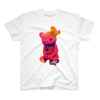メンヘラクマ2 T-shirts