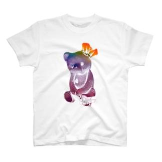 ひろしのメンヘラクマ3 T-shirts