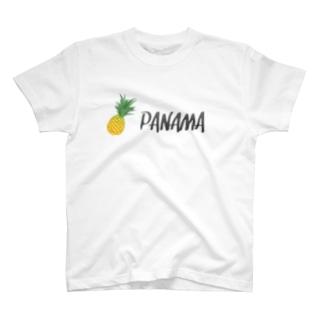 パナマ3 T-shirts