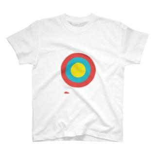 的 T-shirts