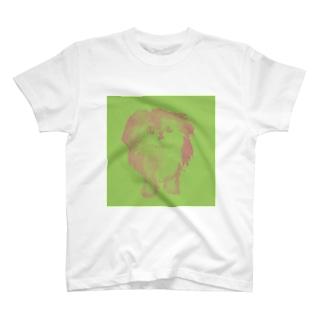 実家犬guri-n T-shirts