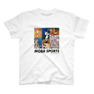 バッドアートスポーツ T-shirts