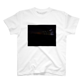 閃光ウネリ T-shirts