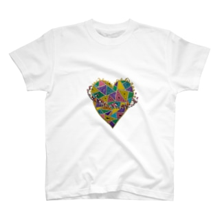 愛のカタチ。 T-shirts