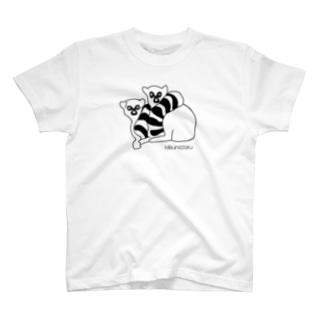 kitsunezaru T-shirts