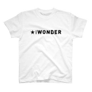 LIGHT and WONDER T-shirts
