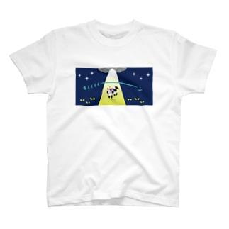 Ying(陰)--キイィィィーン T-shirts