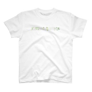 しょぼい芝 T-shirts