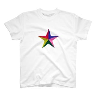 5☆Star T-shirts