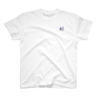 さくらねこ(Watercolor) T-shirts