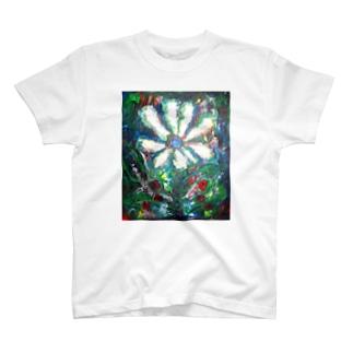 百光の花 T-shirts