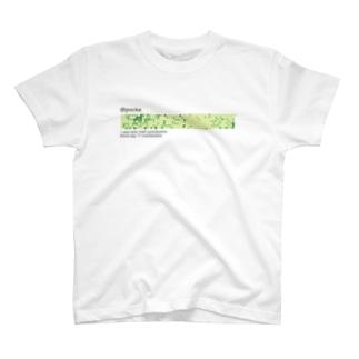 2017年、芝初め。 T-shirts