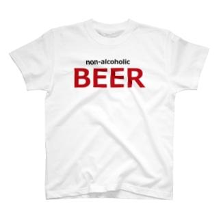 ノンアルコールビール ビール T-shirts