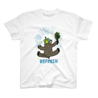 WOOOF!!!のSAUUUNA!!! T-shirts
