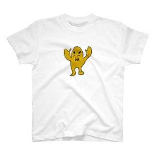ザリーガニ T-shirts