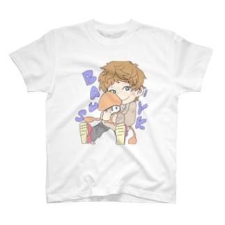 BAUS-YK『こーすけ』 T-shirts