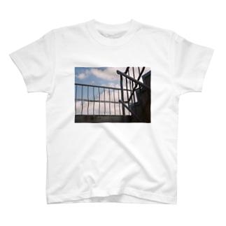 階段愛好会・夏 T-shirts