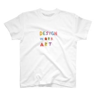 DESIGN WORK ART  T-shirts