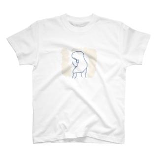 A girl T-shirts