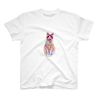 tengucat(ゆらゆら) T-Shirt