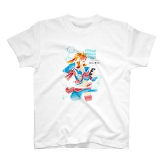 SNS HERO T-shirts