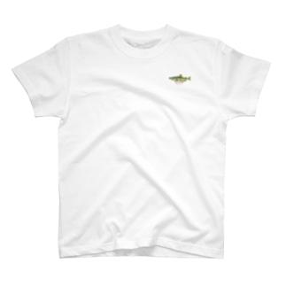 鮭といくら T-shirts