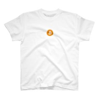 ビットコイングッズ T-shirts