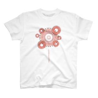 花火シャツ T-shirts
