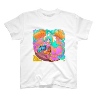 ZONBIE PRINCESS(半袖Tシャツver) T-shirts