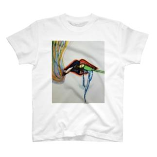 スモーカーズハミガキ T-shirts