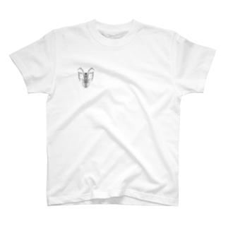 変な生き物が好きT T-shirts