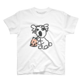 エモいコアラが変顔してる T-Shirt