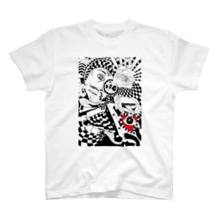 多角的視点 T-shirts