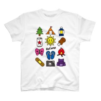 BaCamp T-shirts