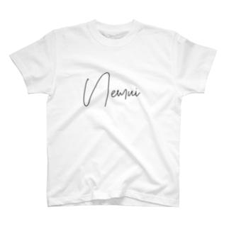 ネムイ part2 T-shirts