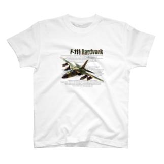 F-111 アードバーク T-shirts