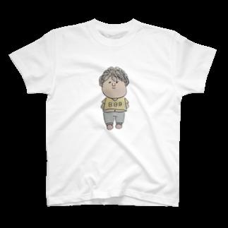 shi☺︎ shopのへいちゃん T-shirts