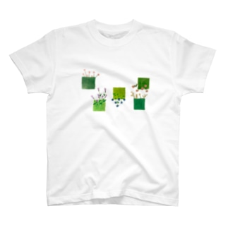 こころの庭 T-Shirt