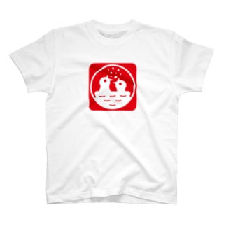 フードセンターさしえ(ロゴ赤:文字なし) T-Shirt