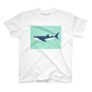 ジンベエザメ シンプル T-Shirt